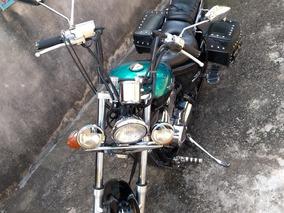 Honda Shadow Vlx 600 Customizada, Com Acessórios.