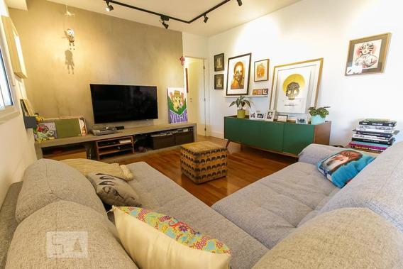 Apartamento À Venda - Chácara Santo Antonio, 2 Quartos, 109 - S893112869