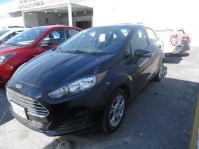 Ford Fiesta 1.6 Se Mt 2016 Seminuevos