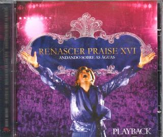 AS ANDANDO BAIXAR PRAISE CD AGUAS SOBRE 16 RENASCER