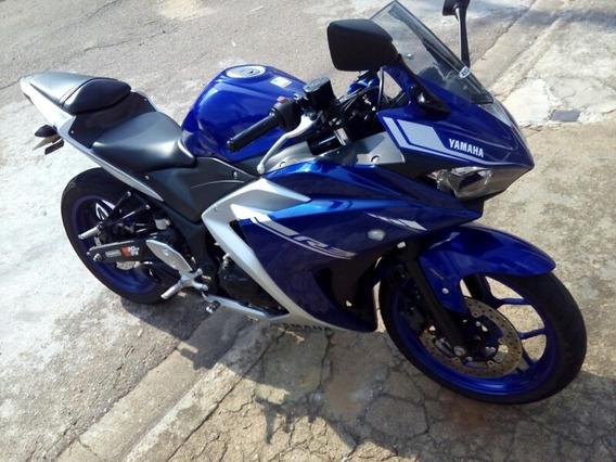 Yamaha Yzf R3 321