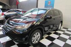 Honda Crv 2014 2.0 Lx 4x2 Automático 45mil Km Couro