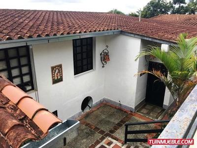 Gtvh 18-14461 Casas En Alquiler El Hatillo
