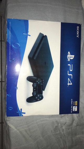 Console Sony Ps4 Playstation 4 1tb