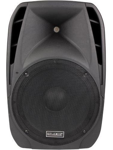 Bocina, Baffle Amplificado Bluetooth, Usb, Sd, Fm Radio