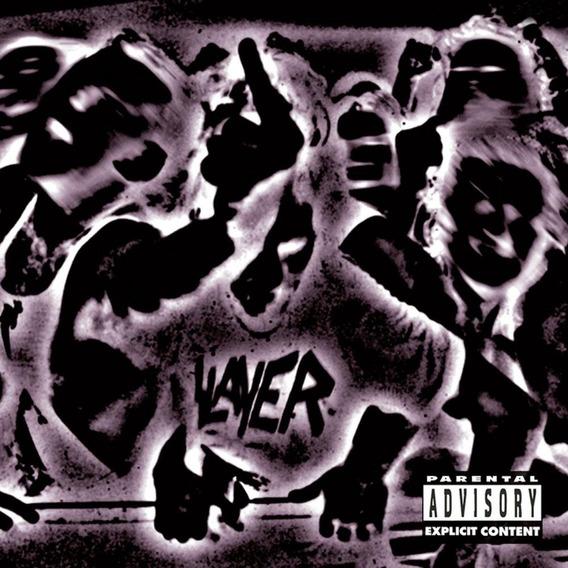 Slayer Undisputed Attitude Cd Nuevo Importado En Stock