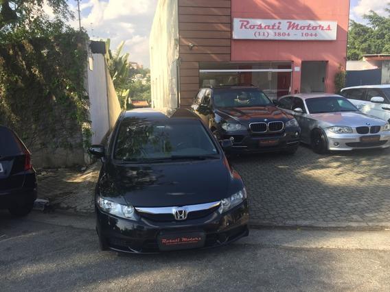 Honda Civic Lxs Flex ( 2009/2009 ) R$ 28.999,99