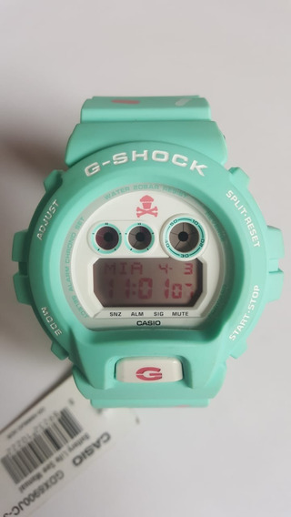 Casio G-shock Edición Limitada Johnny Cupcakes Gd-x6900jc-3c
