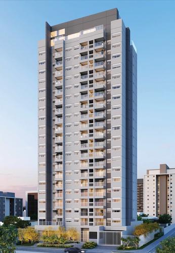 Apartamento Residencial Para Venda, Chácara Santo Antônio (zona Sul), São Paulo - Ap6343. - Ap6343-inc