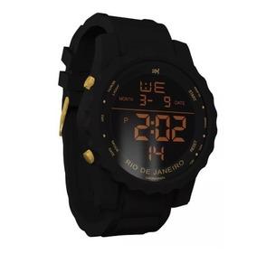 Relógio 18k Ronaldinho Rio De Janeiro Original