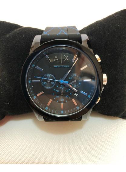 Relógio Masculino Armani Exchange - Cor: Preto - Tam: Único