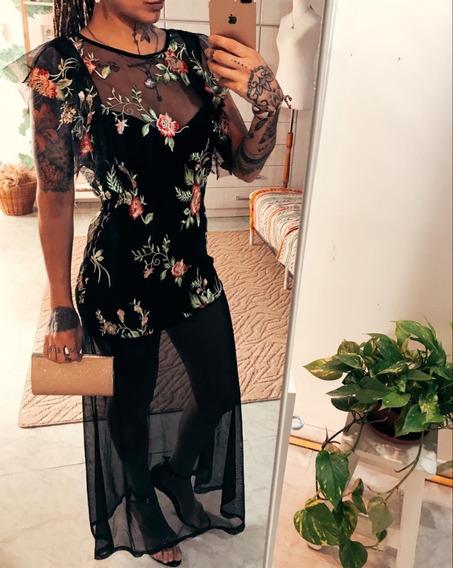 Vestido Largo De Fiesta Dama Mujer, Gala Noche Art 6869