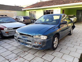 Subaru Impreza Gl 2.0 16v 97 Sucata Em Peças