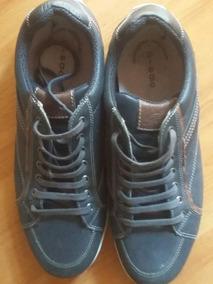 e1e34d425c3 Sapato Em Couro -marca Prego Masculino Sapatenis - Calçados