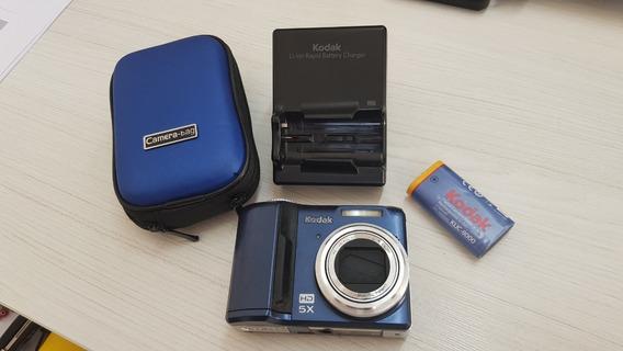Digital Kodak Z1485 Is - 14mpx + Bateria + Carregador - Leia