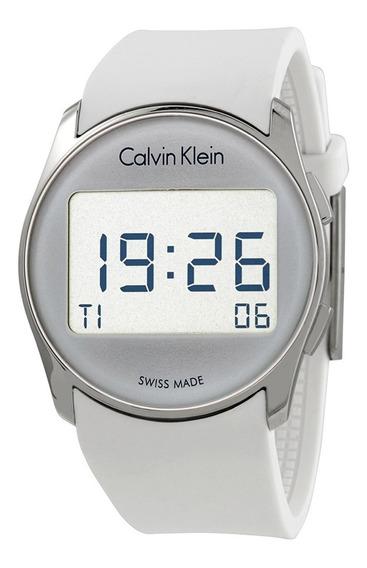 Reloj Calvin Klein K5b23um6 Digital Nuevo Original Suizo