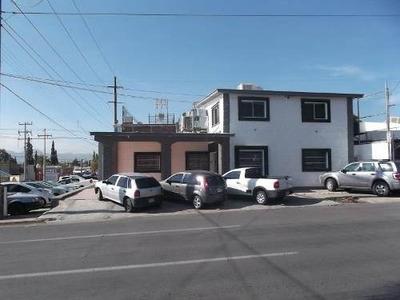 Oficina Comercial En Renta Av. Francisco Villa, Col. Panamericana