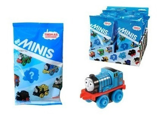 Thomas And Friends Minis Sorpresa X1 Mattel Fj15 Margarita