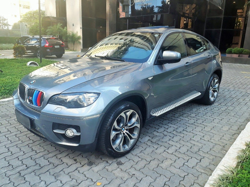 Bmw X6 3.0 35i 4x4 Coupé 6 Cil 24v Gasolina 4p Aut 2012