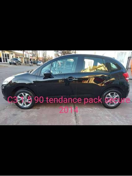 Citroën C3 1.5 I 90cv Tendance Pack Secure 2014