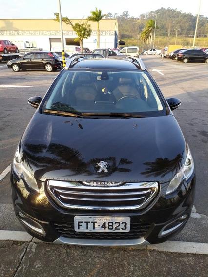 Peugeot 2008 Griffe 1.6 2017/2017 Automático Ipva 2019 Pago