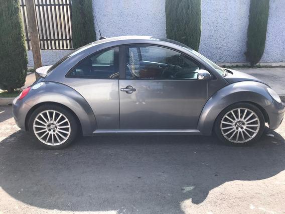 Volkswagen Beetle 2.5 Glx Sport 5vel Mt 2008