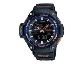 Relógio Casio Sgw 450 H Altímetro Termômetro Barômetro