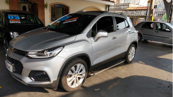 Chevrolet Tracker Ltz 1.4 Turbo 2017 Teto Solar 2017