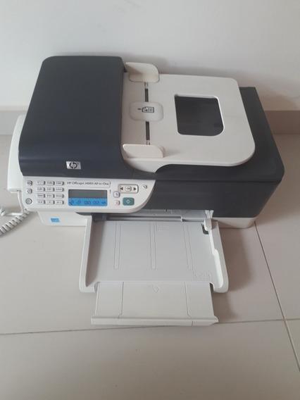 Impressora Hp Officejet J4660 Funcionando 100%