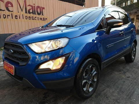 Ecosport Freestyle 1.5 Flex Aut 2018