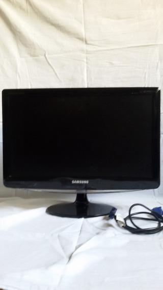 Monitor Lcd Samsung 20 Polegadas