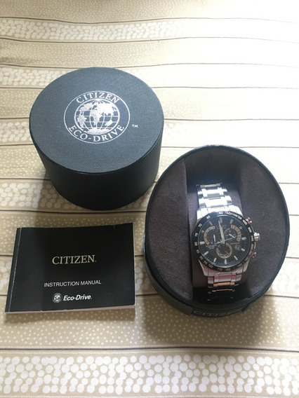 Relógio Citizen Eco-drive Pcat At4010-50e