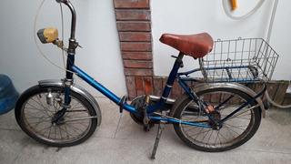 Bicicleta Plegable Original Modelo 78
