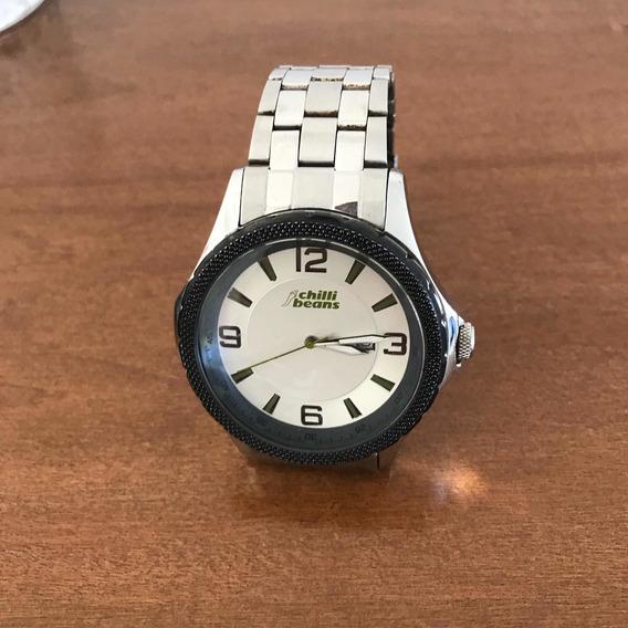 Relógio Chillibeans Prata