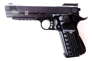 Pistola Colt Full Metal Airsoft Cargador Balines