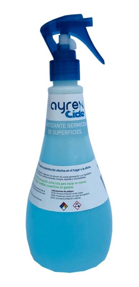 Sanitizante Germicida De Superficies 500ml