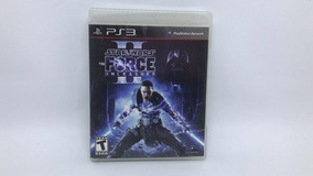 Star Wars The Force Unleashed 2 - Ps3 - Mídia Física Cd