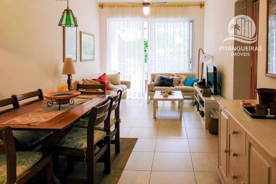 Apartamento Com 2 Dormitórios Para Alugar, 75 M² Por R$ 2.900/mês - Pitangueiras - Guarujá/sp - Ap4706