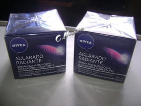 Nivea Crema Facial Noche Aclarado Radiante Humectante 50g