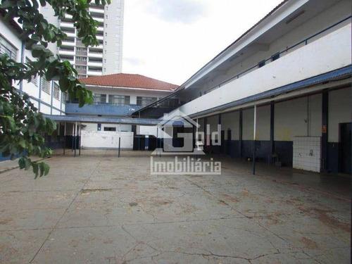 Imagem 1 de 30 de Prédio Para Alugar, 7300 M² Por R$ 135.000/mês - Jardim Irajá - Ribeirão Preto/sp - Pr0011