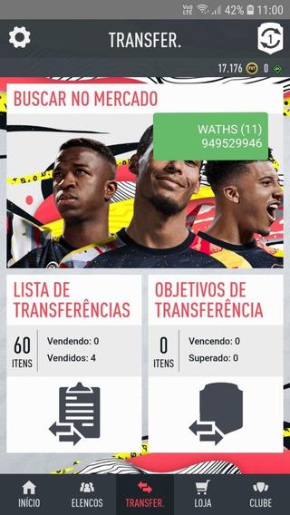 Compro Conta Fifa 20 Web App Liberado Ps4 Pago Em Koins Tmb