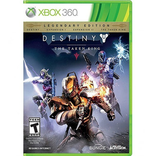 Destiny The Taken King Legendary Edition Xbox 360 Prophone