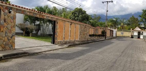 Casa En Venta San Diego Carabobo 19-3253 Jcs