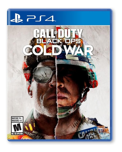 Call Of Duty Black Ops Cold War - Playstation 4