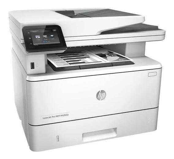 Impressora Multifuncional Hp Laserjet Pro M426dw Com Wi-fi
