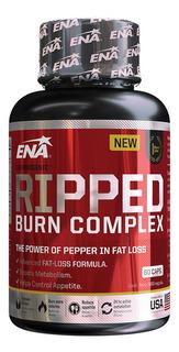 Ripped Burn Hd Ena X 60 Caps Potente Quemador Termogenico