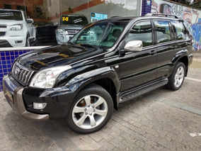 Toyota Land Cruiser 3.0 Prado Aut 2006 Blindada N Iii-a Top