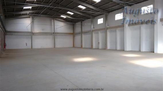 Galpões Industriais À Venda Em Mairiporã/sp - Compre O Seu Galpões Industriais Aqui! - 1286235