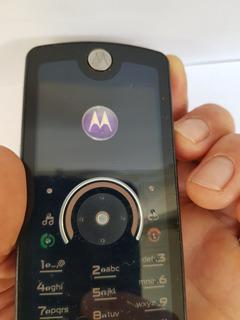 Celular Desbloqueado Motorola E8 Rokr Semi-novo Original