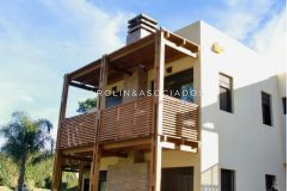 Moderna Casa En El Country -ref:1308